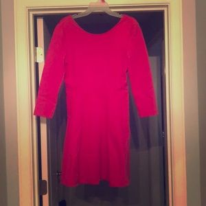 Kate Spade Dress!! Beautiful fuschia pink!